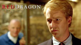 Red Dragon 2002 Netflix Flixable